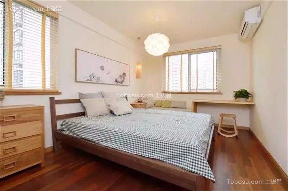 2019现代中式卧室装修设计图片 2019现代中式吊顶效果图