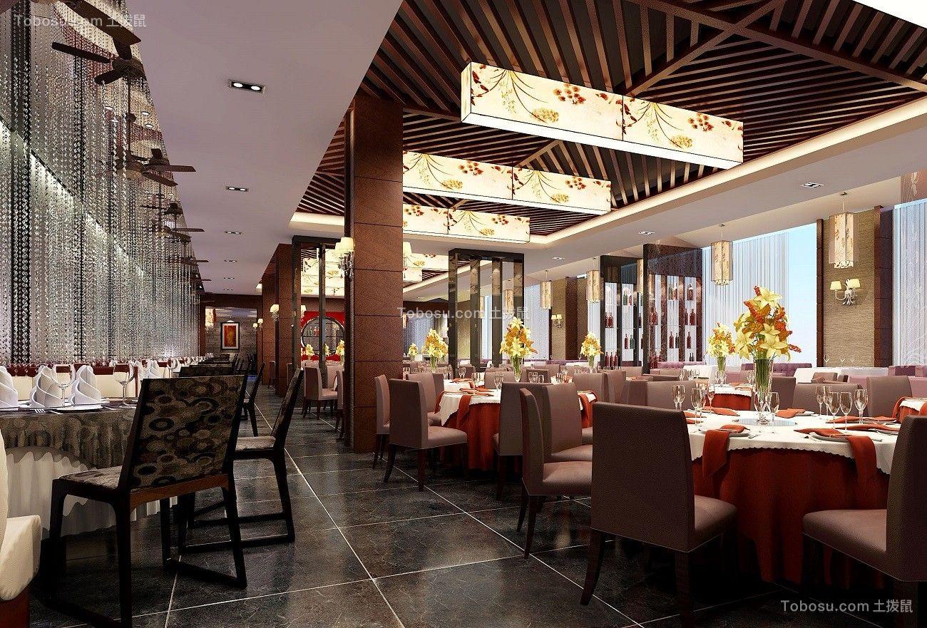 广州餐厅装修设计案例