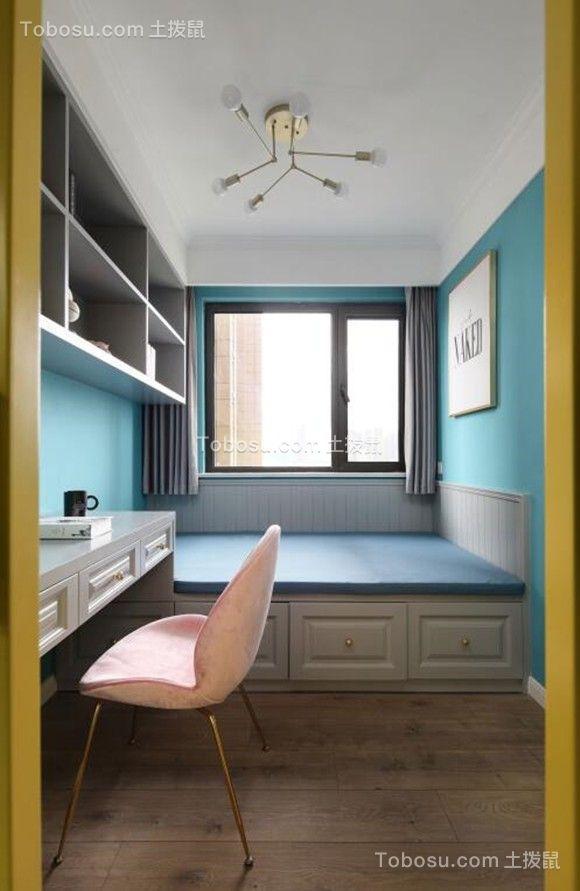 2018现代简约卧室装修设计图片 2018现代简约榻榻米装修设计