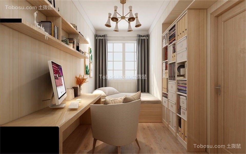 【澳城苑107平】现代中式风三居,原木色与暖灰色的简约温馨家