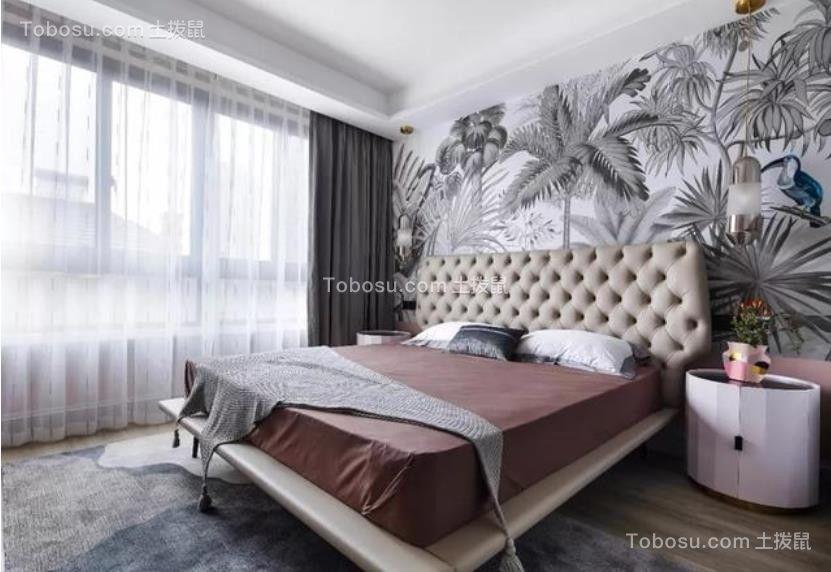 2019现代卧室装修设计图片 2019现代地板装修图片