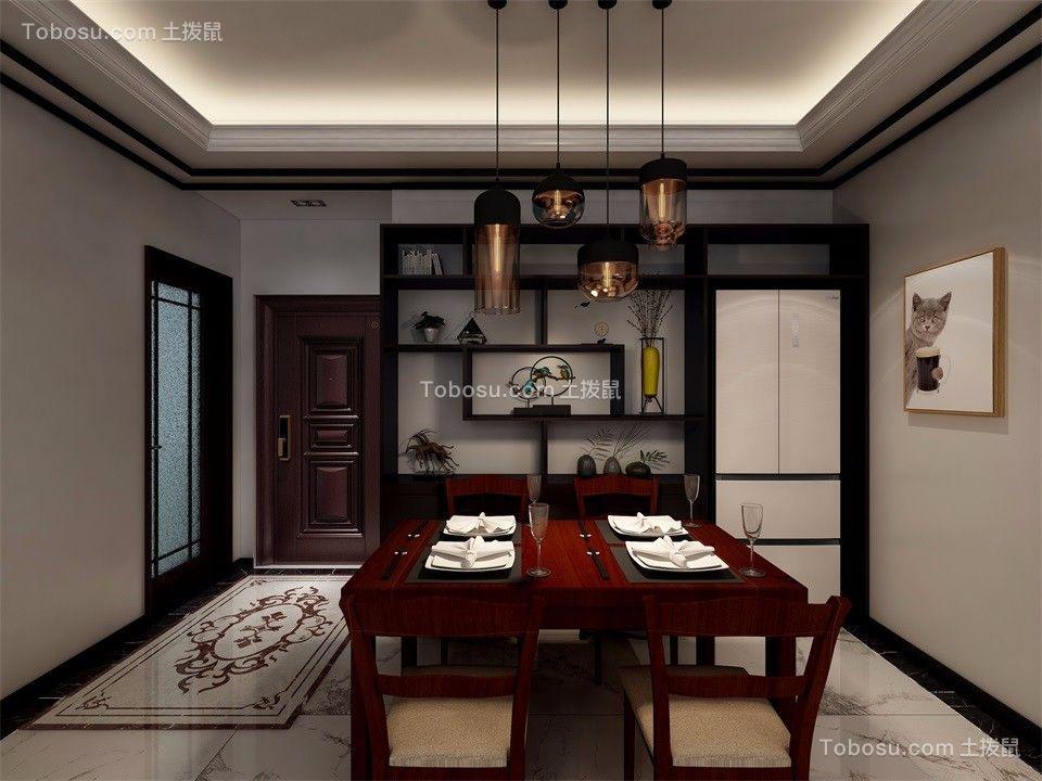 【嵛景华城78平】新中式混搭两居,古典质朴优雅大气