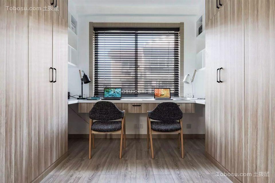 2019北欧书房装修设计 2019北欧窗台图片