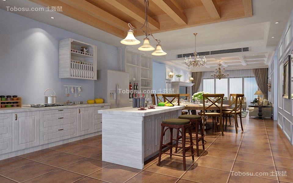 2019后现代厨房装修图 2019后现代橱柜装修效果图片