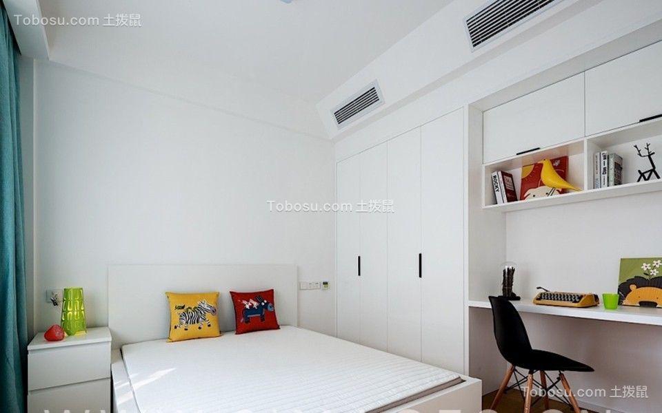 三居室现代简约风格装修设计