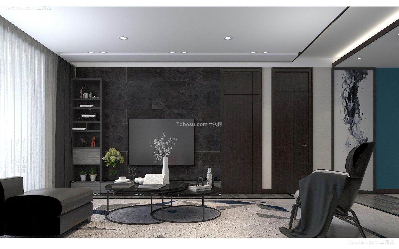170平米三房简约现代风格