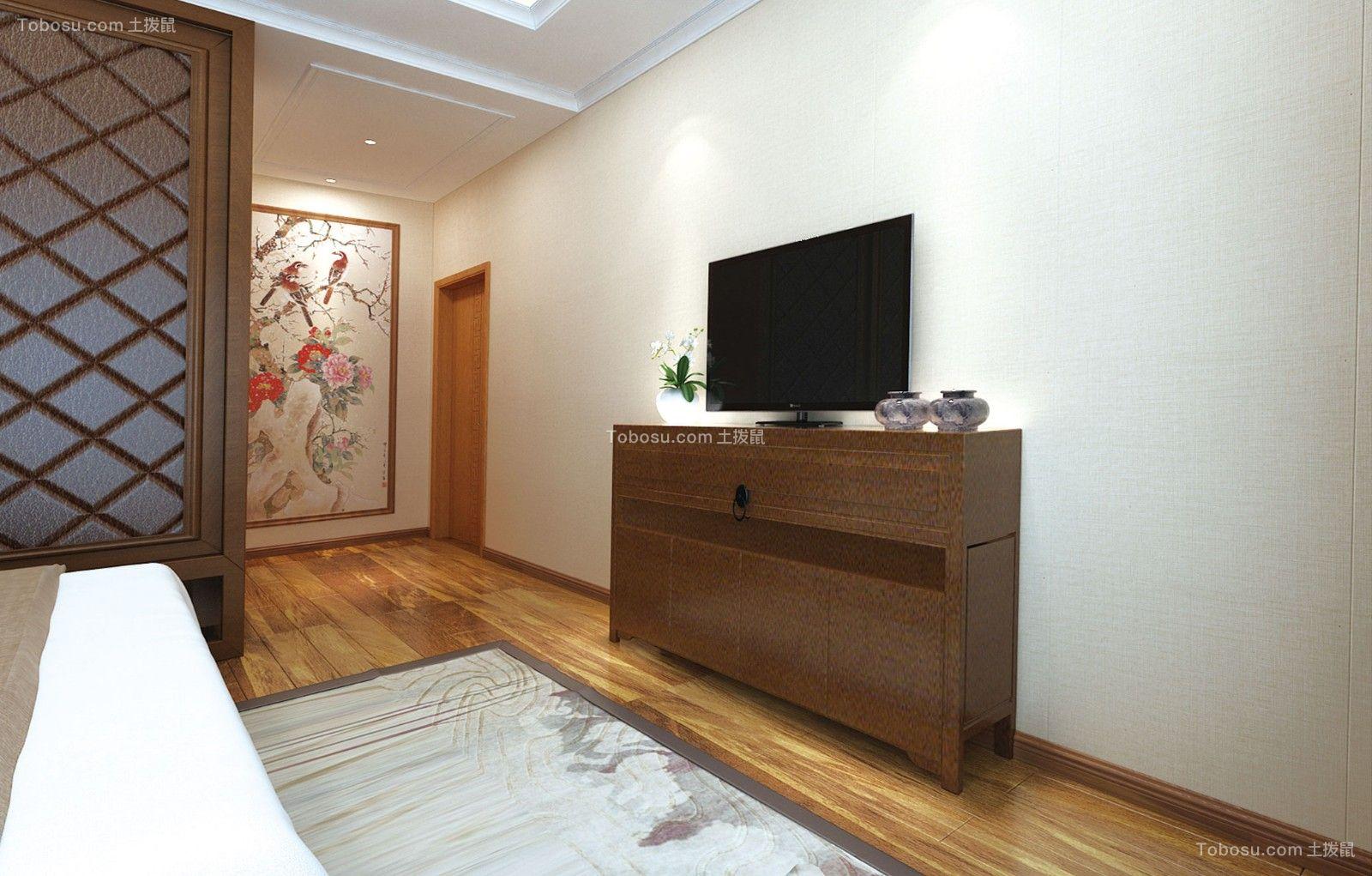 四室一厅两卫110平中式效果展示