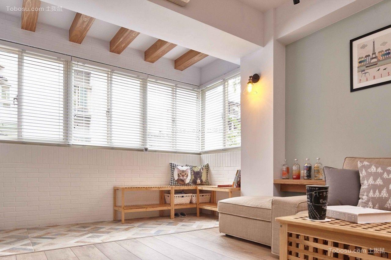 2019欧式客厅装修设计 2019欧式窗帘装修效果图片