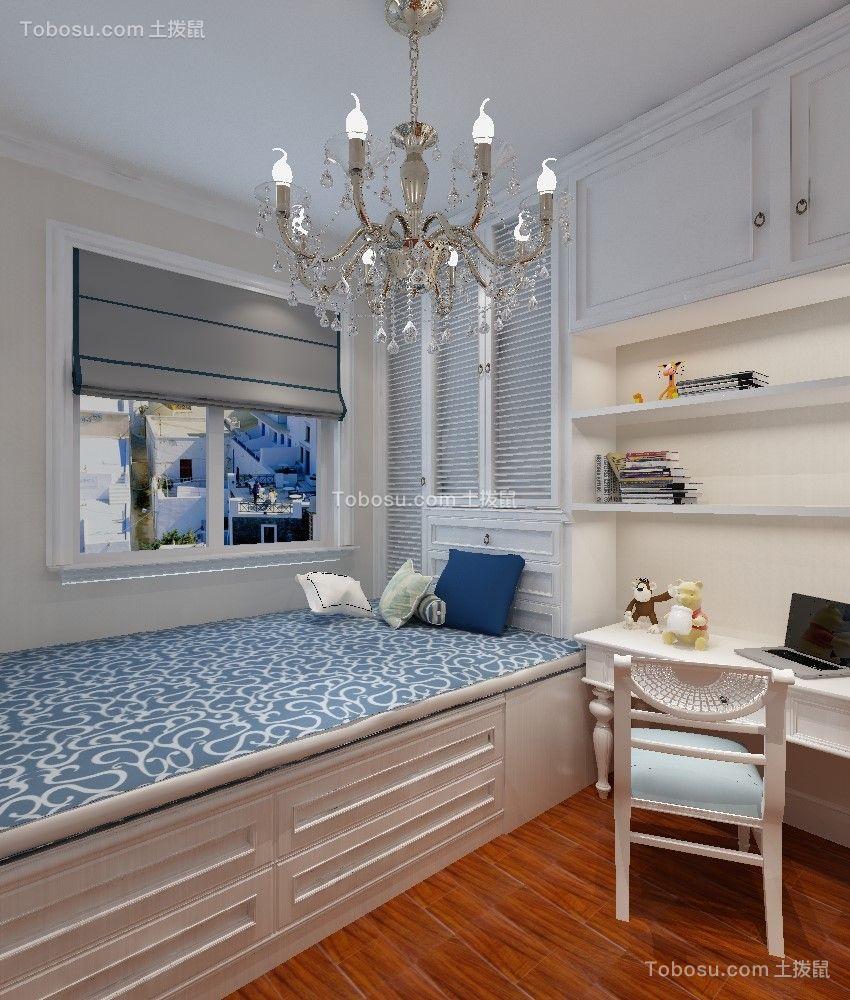 2019美式卧室装修设计图片 2019美式榻榻米装修设计