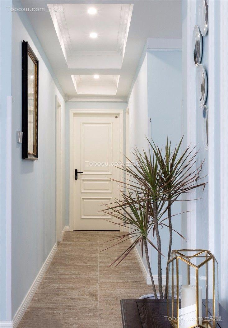 125平米美式风格装修,大气舒适的格调之家!  简单装修方案