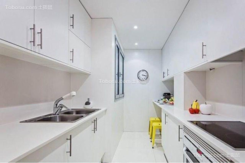 2019后现代厨房装修图 2019后现代厨房岛台装饰设计