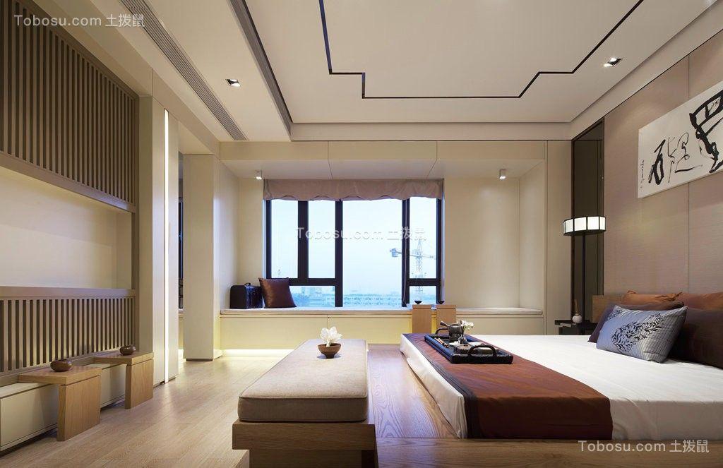 2019现代中式客厅装修设计 2019现代中式地板效果图