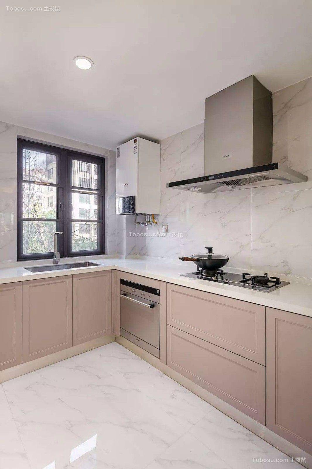 2019法式厨房装修图 2019法式厨房岛台装饰设计