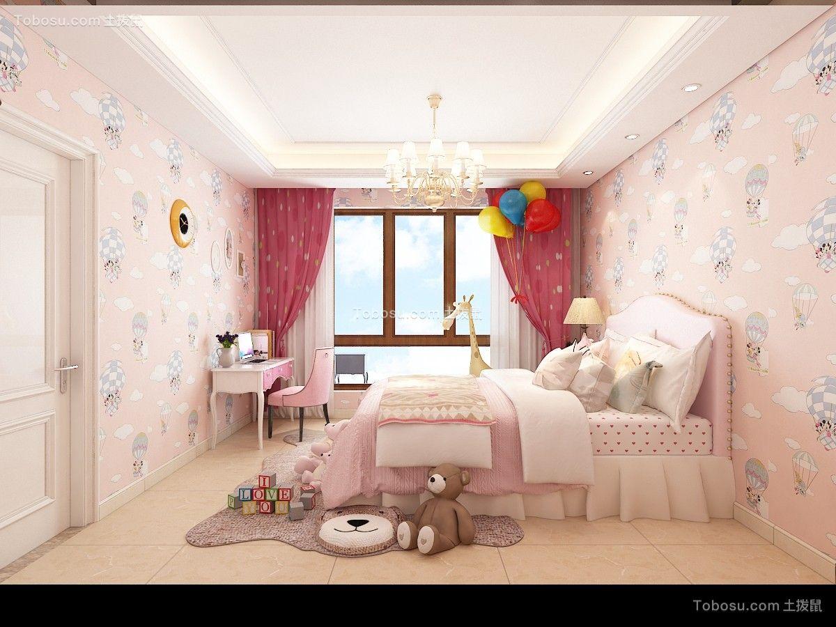 2019欧式儿童房装饰设计 2019欧式吊顶装修效果图片