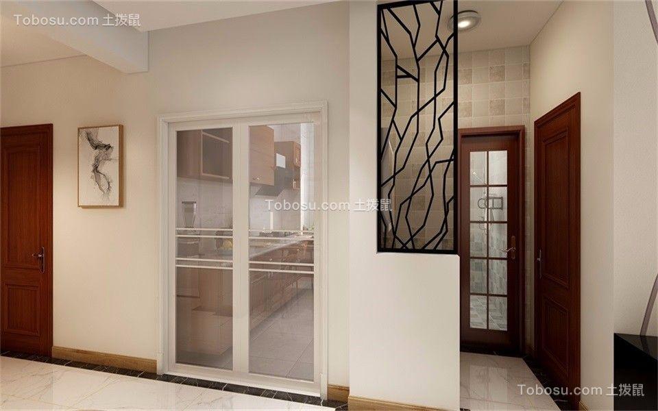 2019新中式客厅装修设计 2019新中式隔断图片