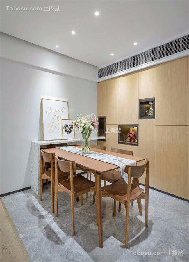 2019简约厨房装修图 2019简约地板砖装修设计图片