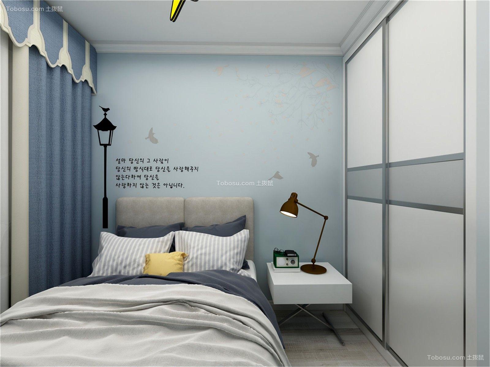 2019经典卧室装修设计图片 2019经典床图片