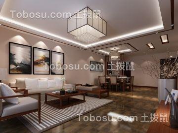 2019中式客厅装修设计 2019中式榻榻米装修图片