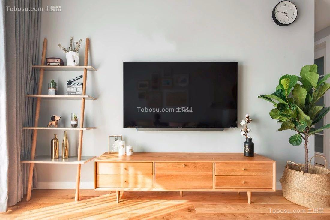 2019北欧客厅装修设计 2019北欧细节装饰设计