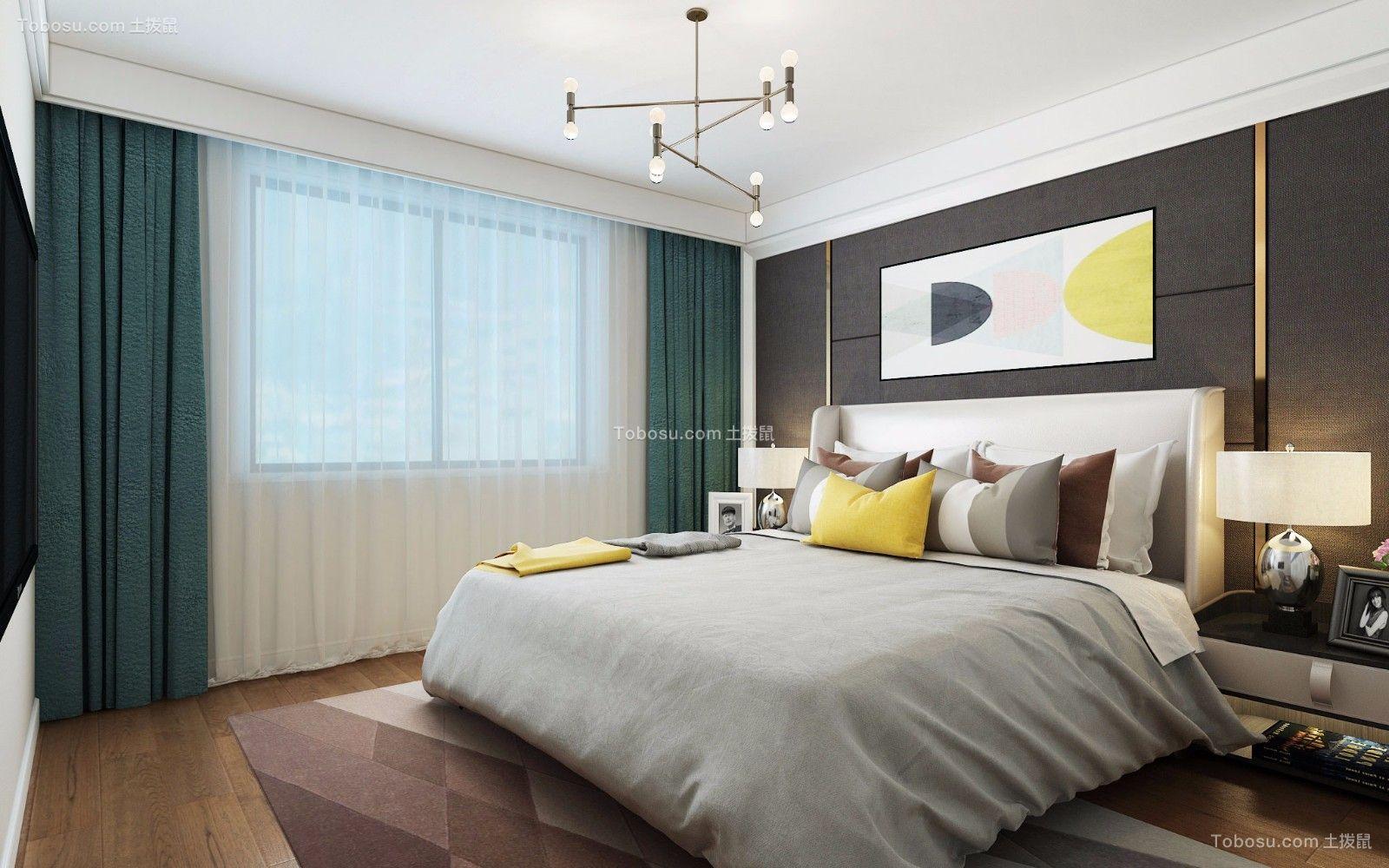 2019现代欧式卧室装修设计图片 2019现代欧式窗台装修设计图片