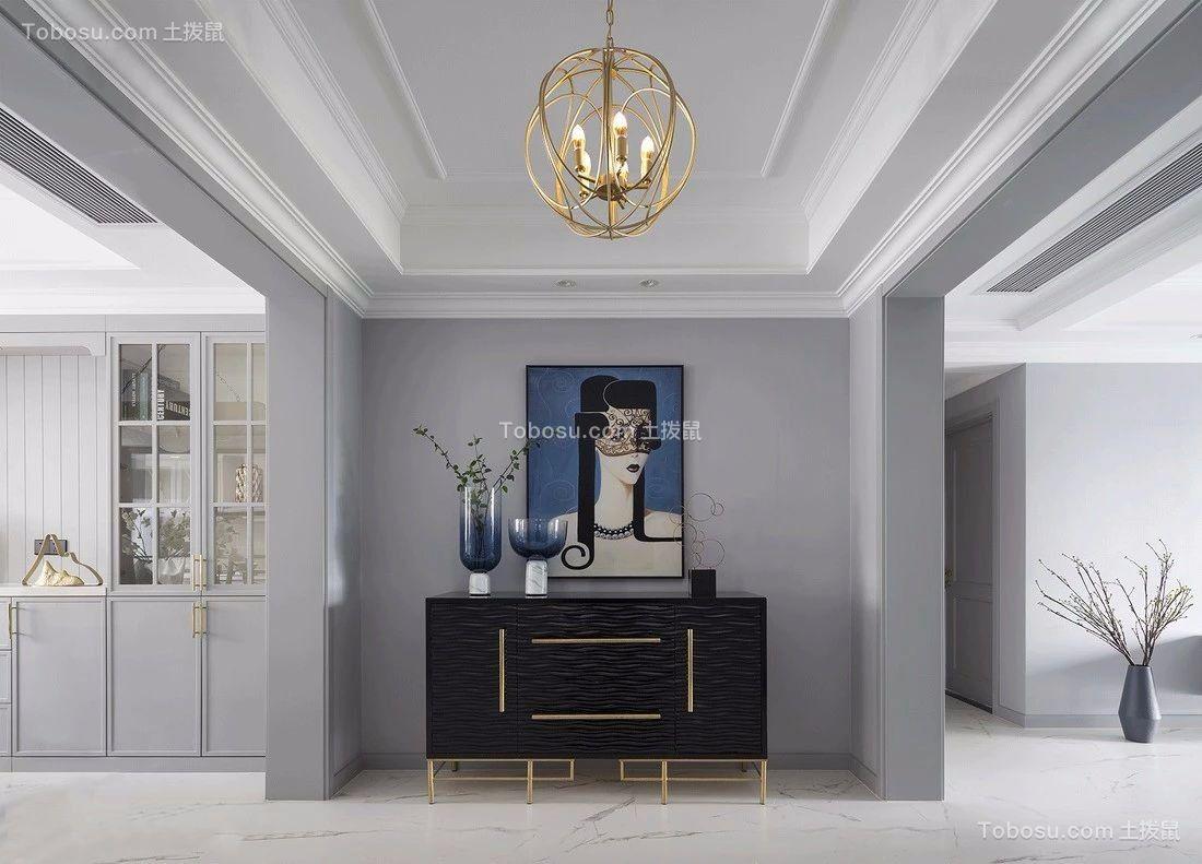 170平米轻奢美式4室2厅装修效果图
