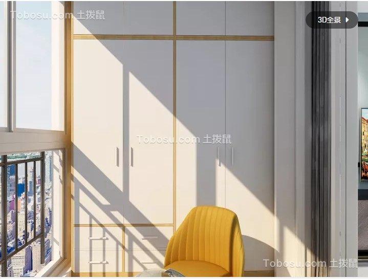 2019现代简约阳台装修效果图大全 2019现代简约细节装修图片