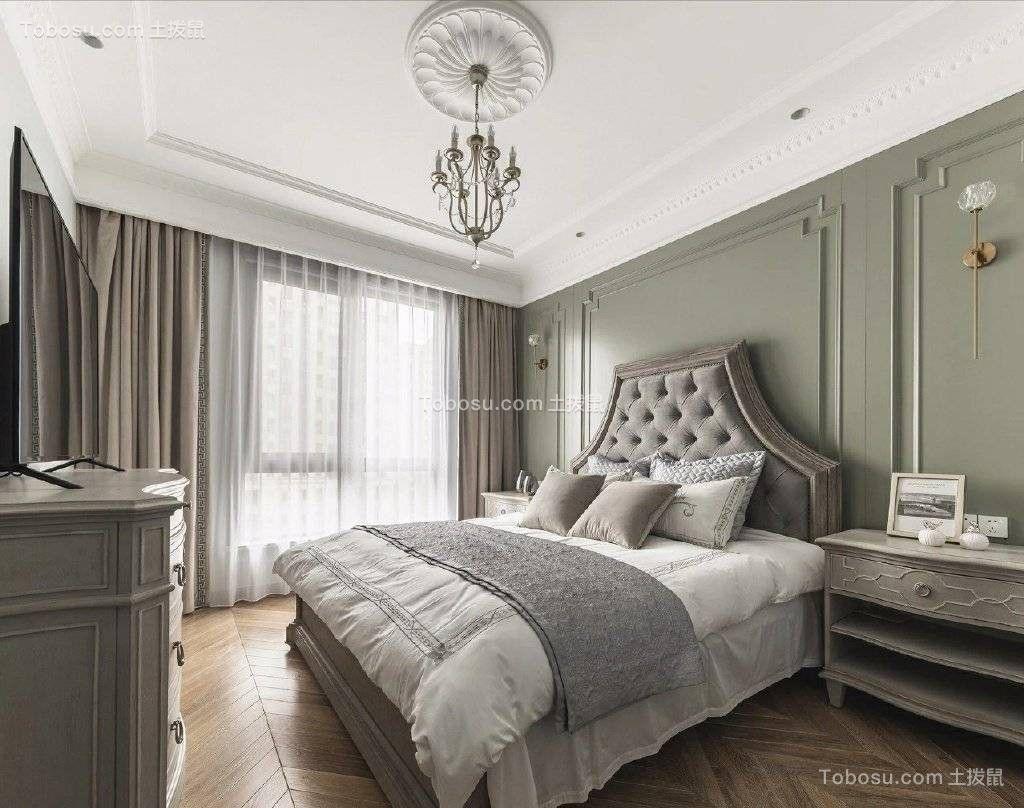 浪漫法式风格家居装修设计