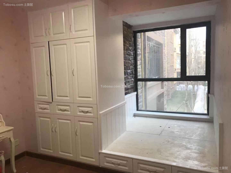 140平米簡約風格四室兩廳裝修效果圖