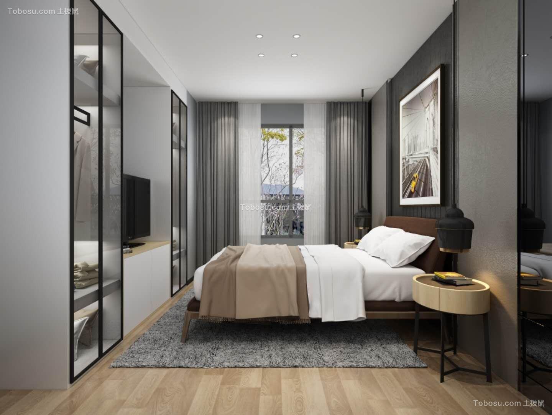 2019后现代卧室装修设计图片 2019后现代博古架设计图片