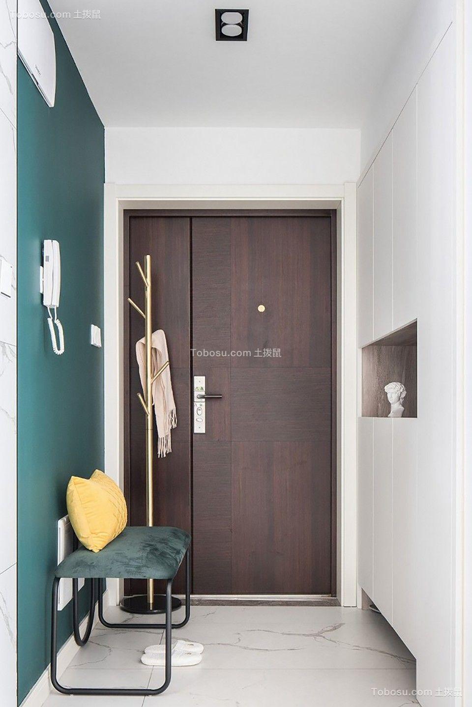 起居室 背景墙_120平方米现代风格3房餐厅装修效果图