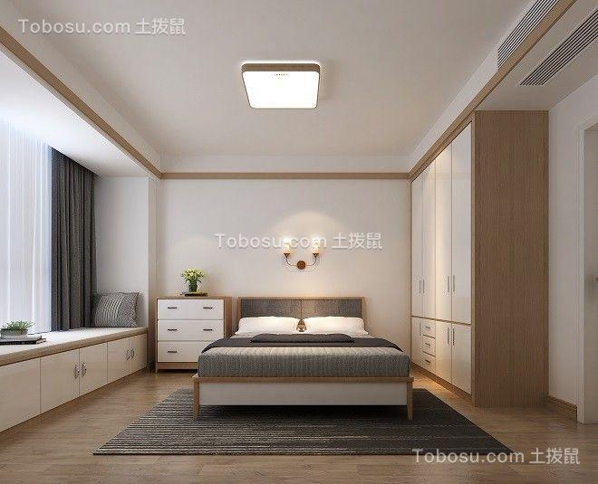 联发旭景300平日式北欧混搭风格复式楼家装效果图
