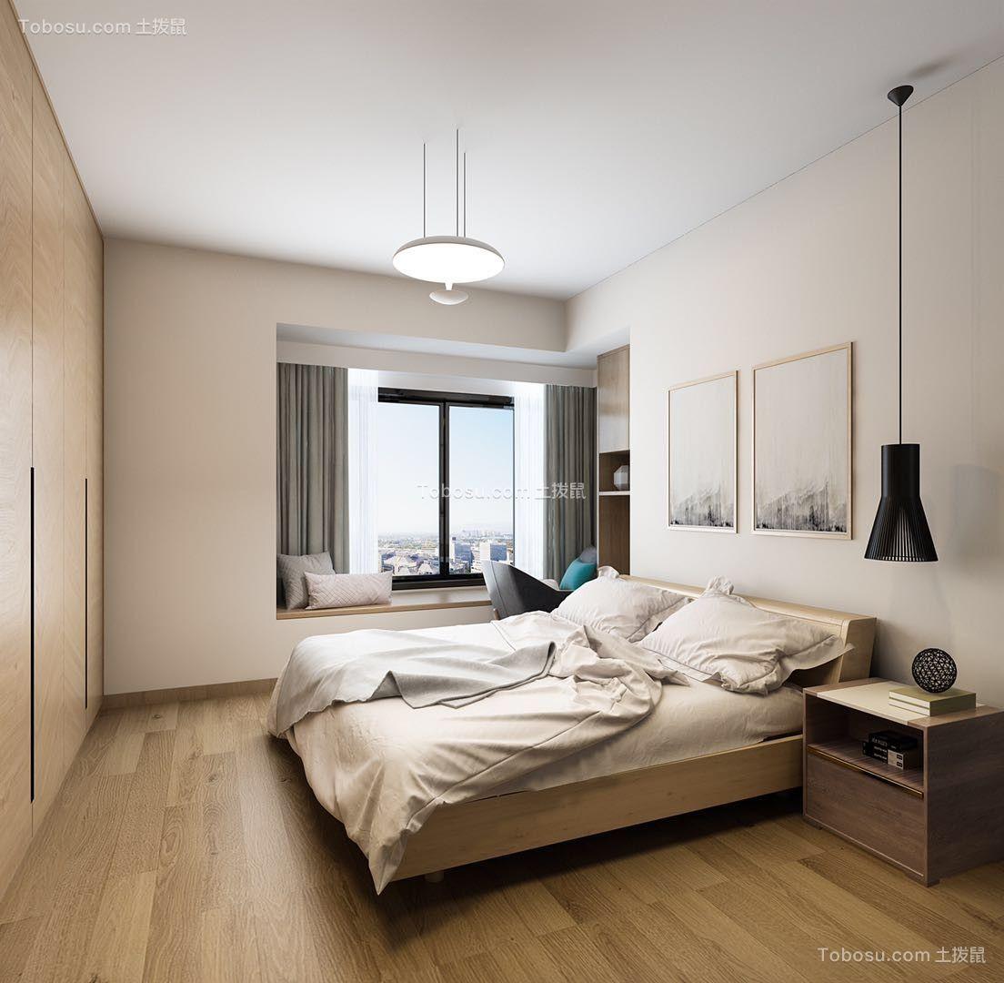 2019北欧卧室装修设计图片 2019北欧榻榻米装修设计
