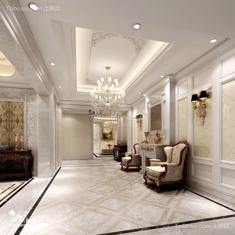 600平别墅欧式风格案例欣赏