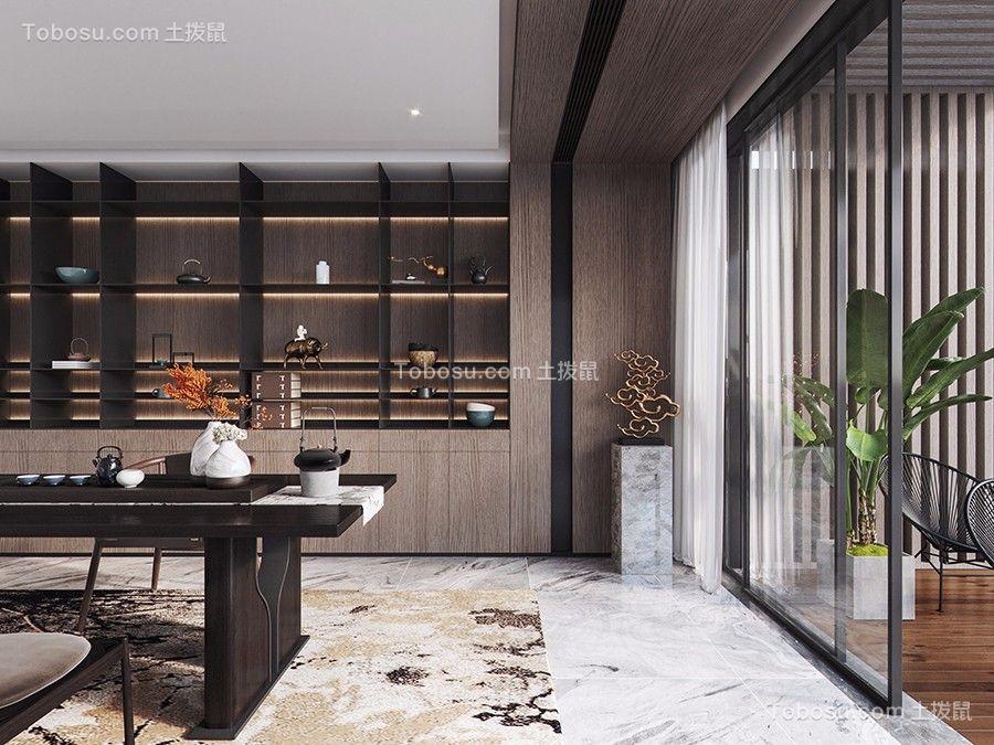 2019现代简约客厅装修设计 2019现代简约窗台设计图片