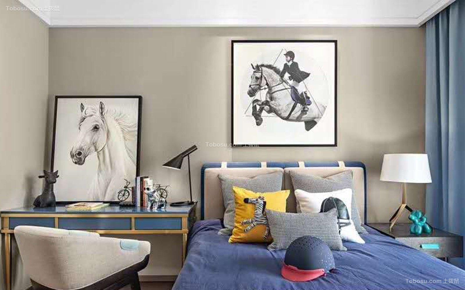 2020现代卧室装修设计图片 2020现代梳妆台装修设计