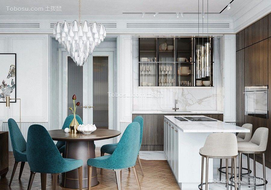 2019现代简约餐厅效果图 2019现代简约地砖装修效果图大全