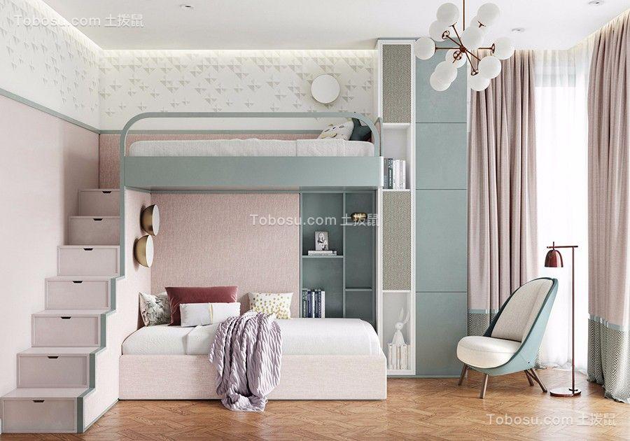 2019现代简约卧室装修设计图片 2019现代简约吊顶效果图