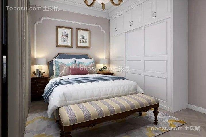 2019美式卧室装修设计图片 2019美式细节装修图