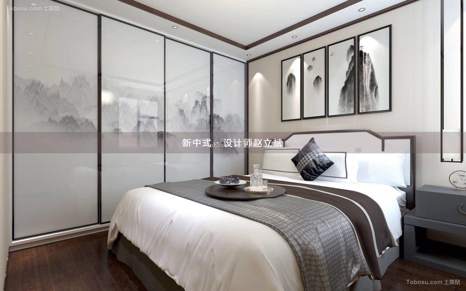 2019新中式卧室装修设计图片 2019新中式细节装饰设计