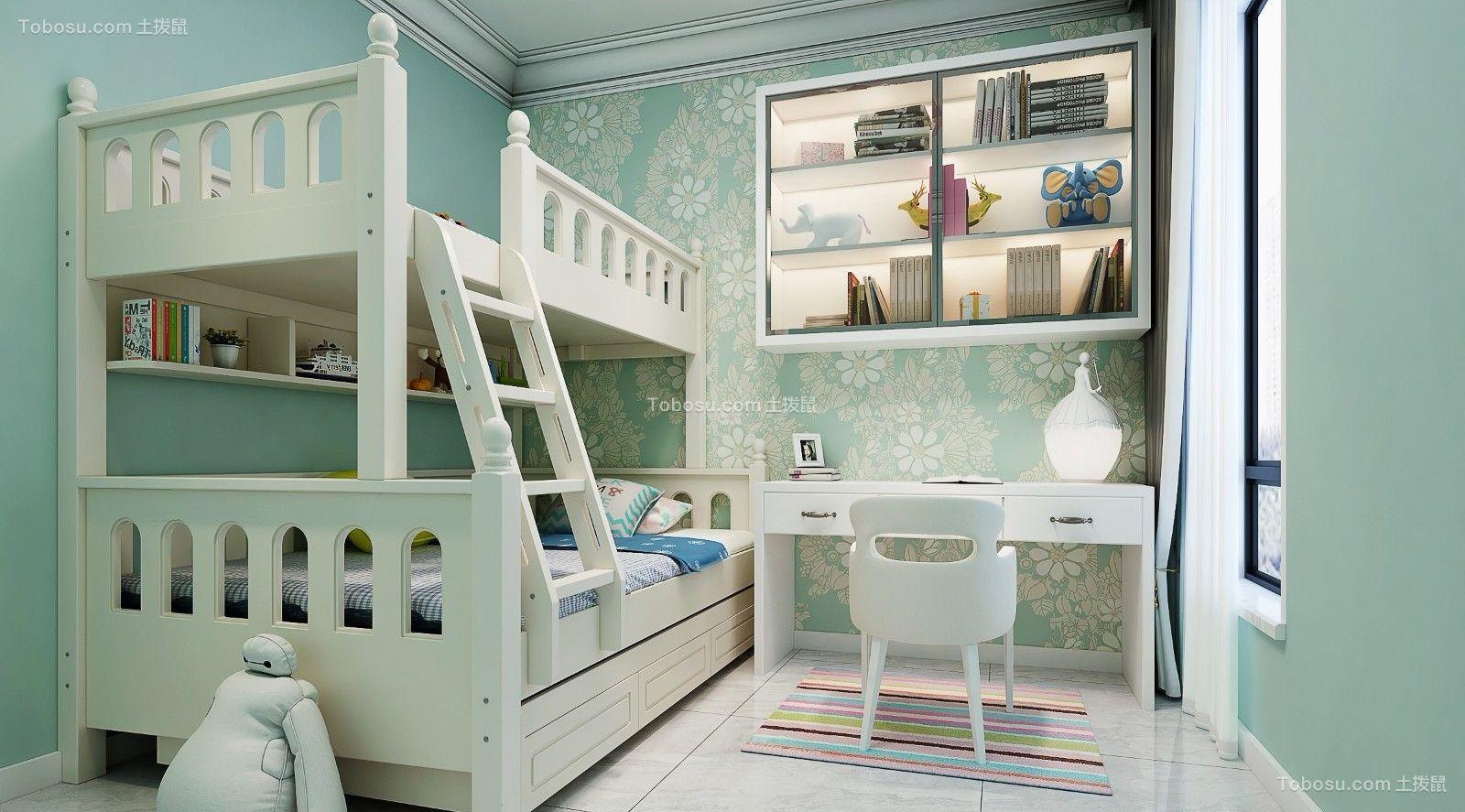 2019现代简约儿童房装饰设计 2019现代简约细节装饰设计