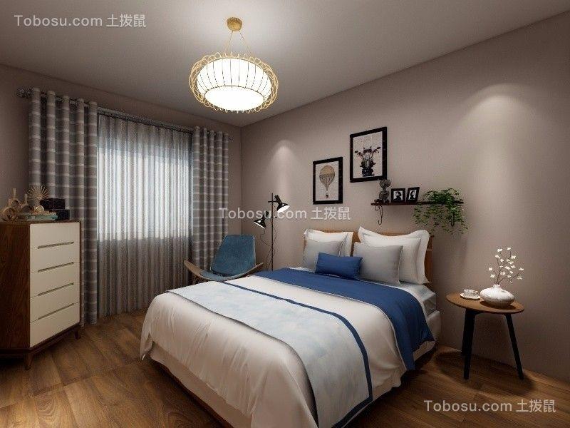 2020简约卧室装修设计图片 2020简约地板装修图片