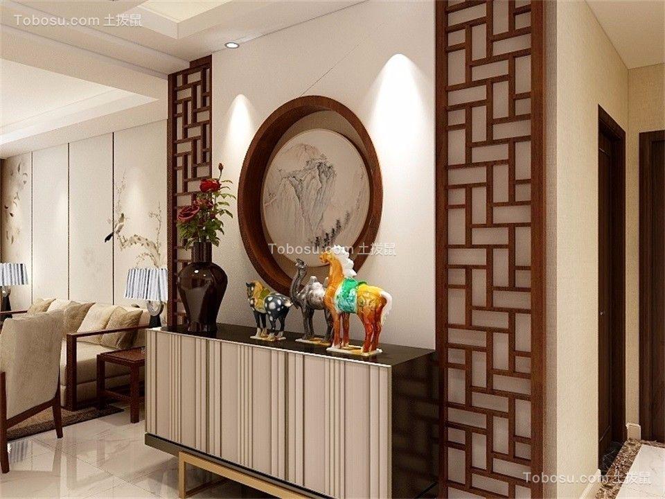 【华明星海湾144平米】新中式装修,古典情怀的雅致大气