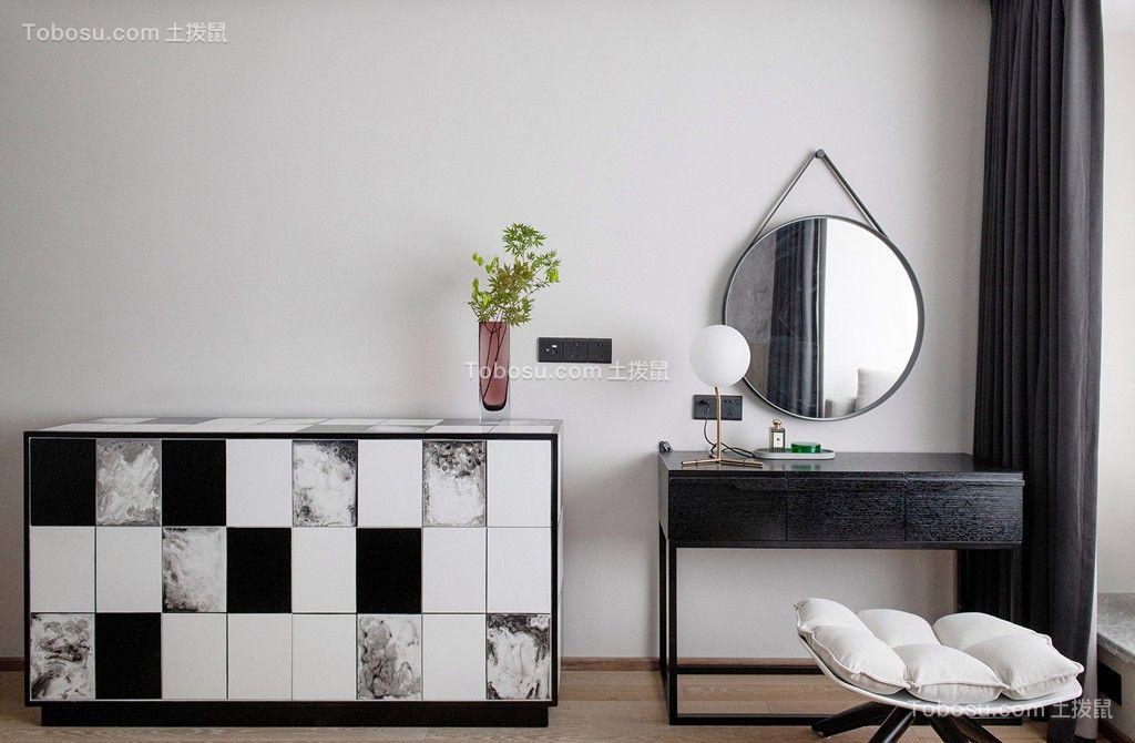 2020现代简约卧室装修设计图片 2020现代简约梳妆台装修设计