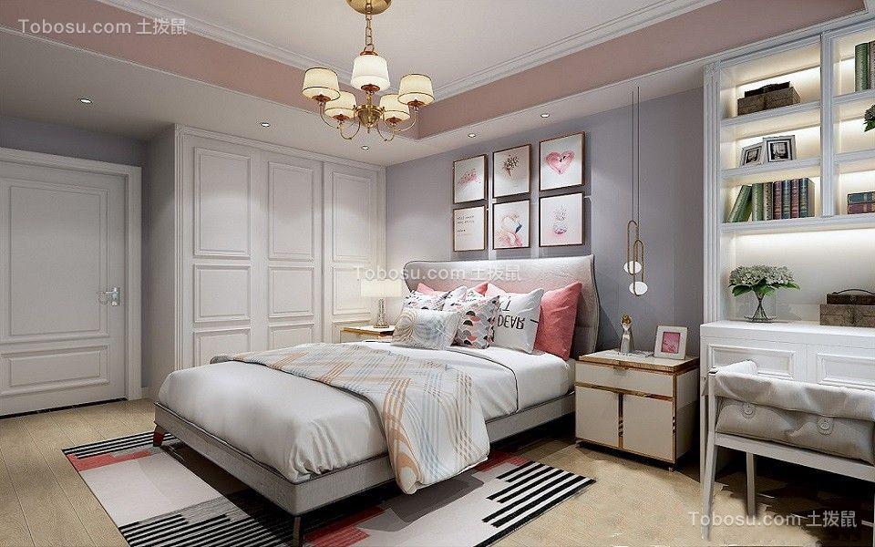 180平欧式风格四室两厅新房效果图