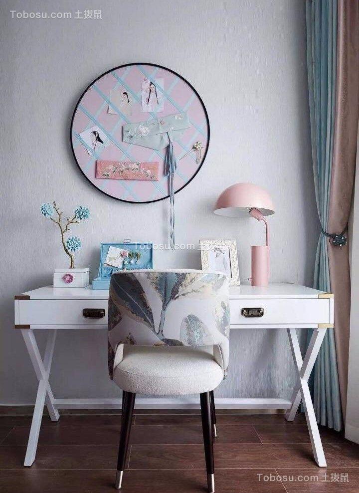 2020新中式卧室装修设计图片 2020新中式梳妆台装修设计