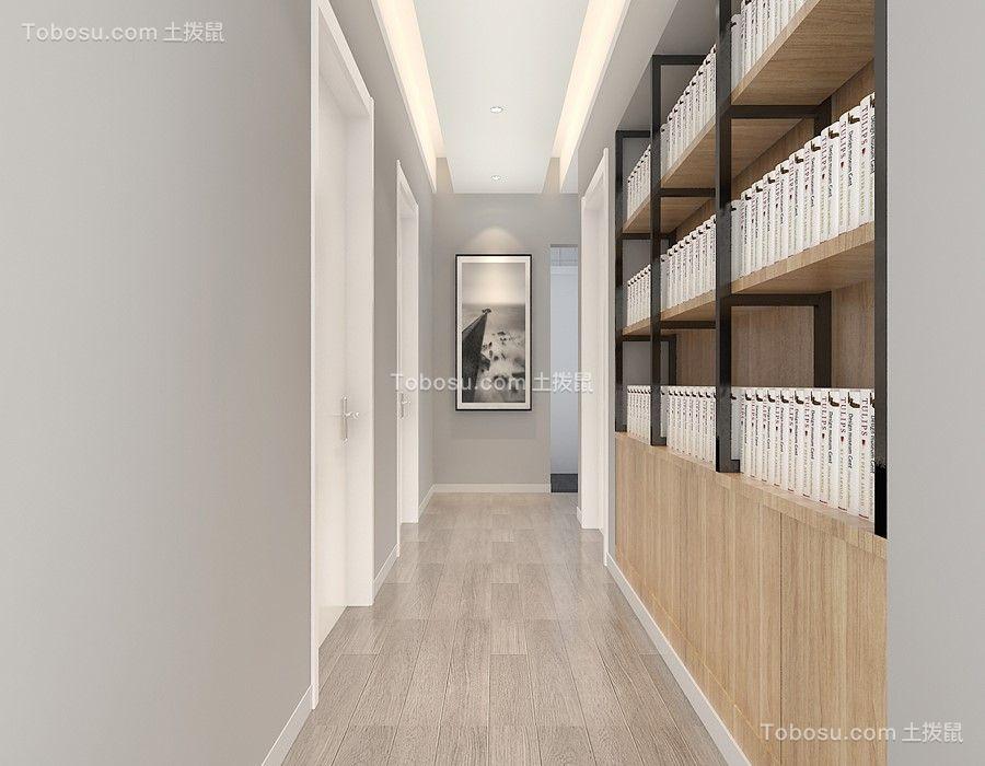 2020混搭客厅装修设计 2020混搭走廊装修效果图大全