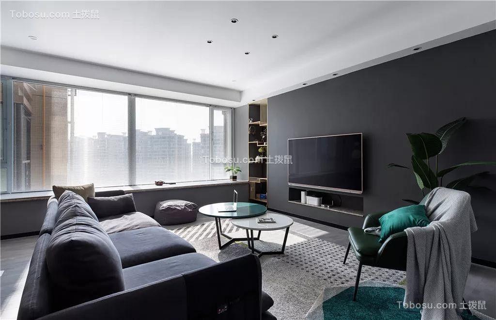 2019现代客厅装修设计 2019现代飘窗装饰设计