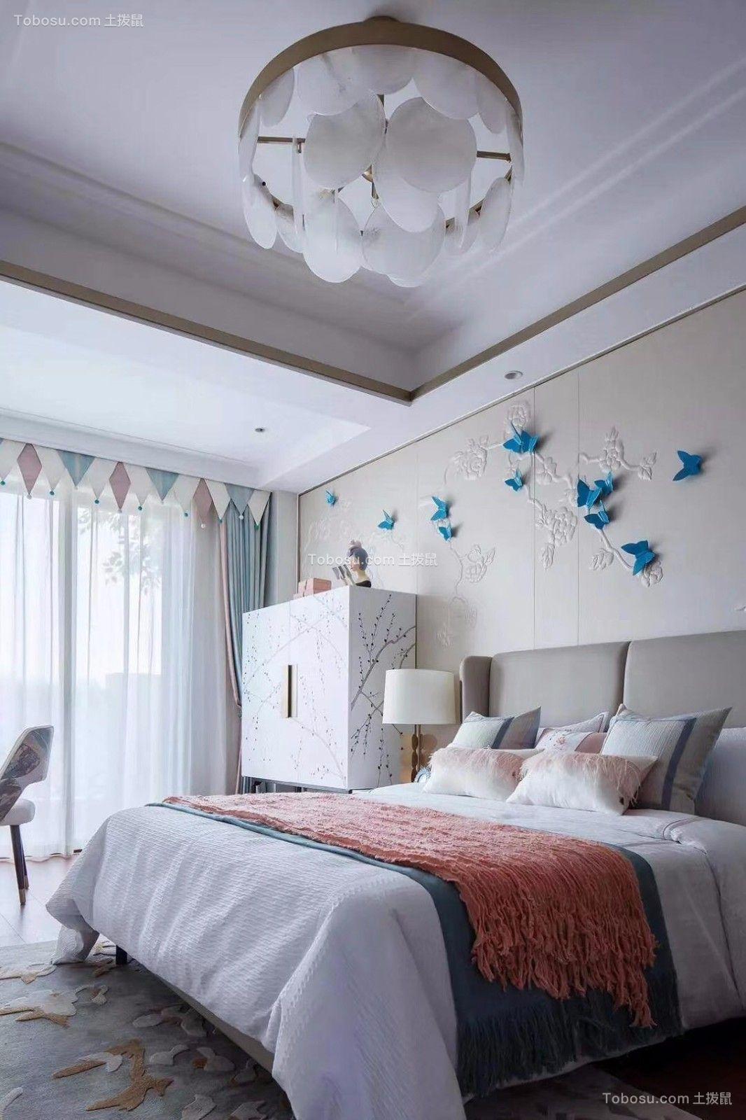 古色新香 大滩一号 四居室 新中式 300方 暖色系
