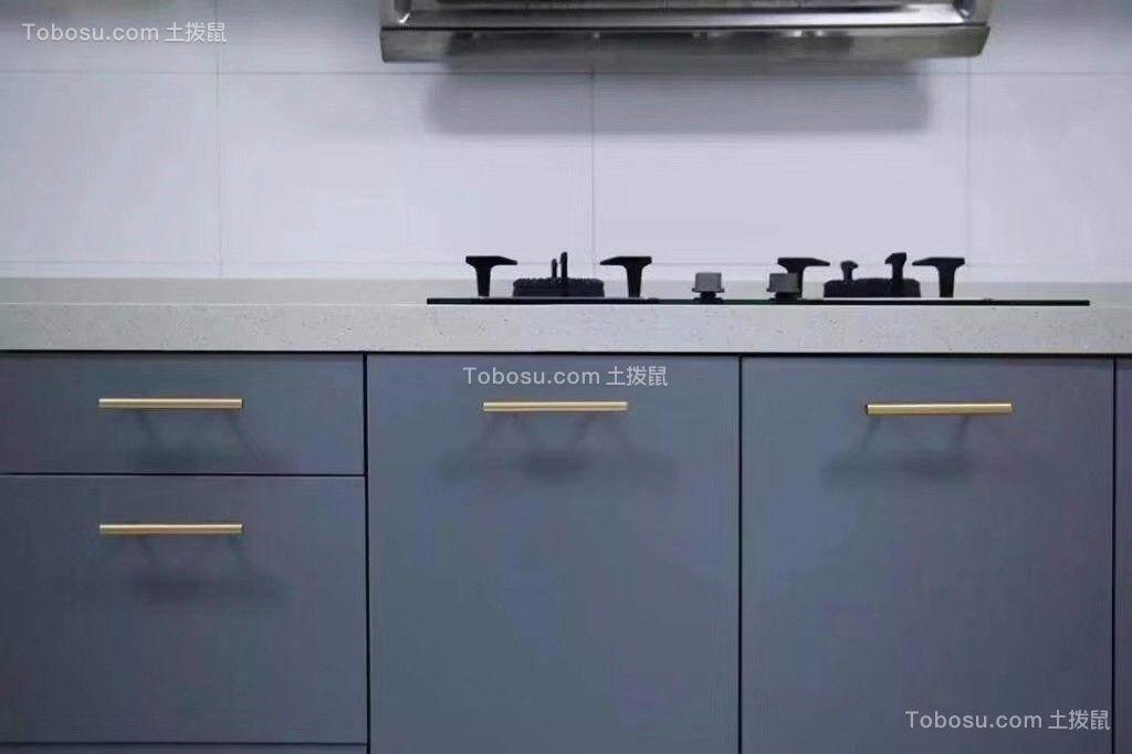 2019法式厨房装修图 2019法式橱柜装修效果图片