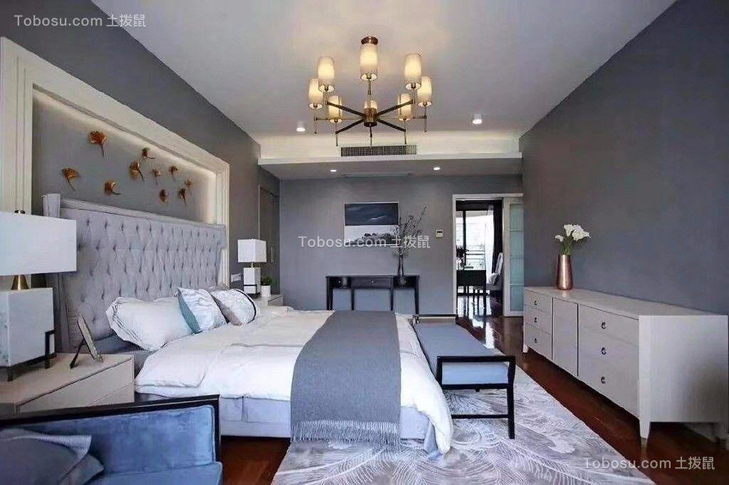 2019法式卧室装修设计图片 2019法式细节装修图